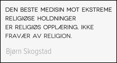 Sitat - Bjørn Skogstad - cavern.no